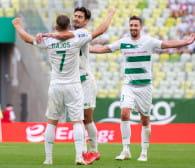 Lechia Gdańsk - Cracovia 3:0. Jest skuteczność, jest okazałe zwycięstwo