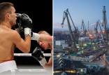 Polsat Boxing Promotions 21.08.2021. Bokserzy na gali w Stoczni Gdańskiej