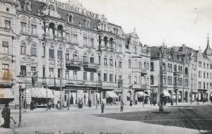 A w Gdańsku zamiast ciastek kule dum-dum