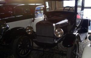 Blaszana Elżbietka dla pedalarza, czyli Ford T w Gdyni