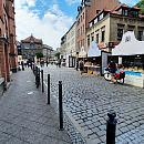 Remont kolejnych ulic w centrum Gdańska