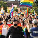 Spokojny Marsz Równości i kontrmanifestacje w Gdańsku
