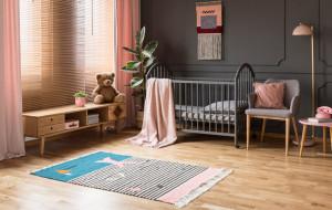 Remont pokoju dziecka. Zdrowe materiały wykończeniowe