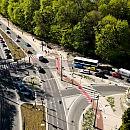 Koniec utrudnień na Niepodległości. Przebudowano drogi, 66 nowych drzew