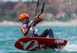 Sport Talent. Trenował kitesurfing w tajemnicy przed mamą, dziś zdobywa medale
