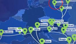 Pociąg z Lizbony do Paryża przez Gdańsk. Odwiedzi 26 krajów i 40 miast