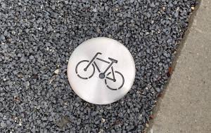 Guzy rowerowe mają pomóc bezpieczeństwu
