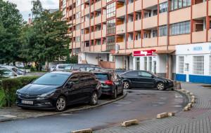 Mit o bezpłatnym parkingu przy galerii na Przymorzu