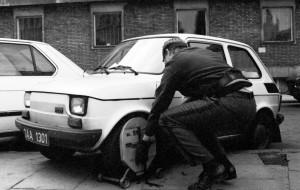 30 lat straży miejskiej na zdjęciach