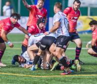 Mecz Ogniwo Sopot - Master Pharm Rugby Łódź odwołany. Wypadek na autostradzie