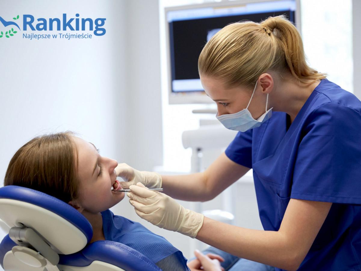 Drugi Ranking: Najlepsi stomatolodzy w Trójmieście 2021