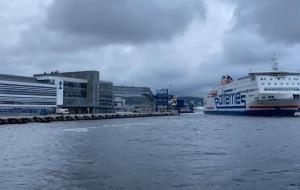 Nova Star Polferries cumuje w Porcie Gdynia
