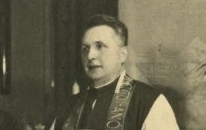 Upamiętnią przedwojennego proboszcza kościoła św. Mikołaja