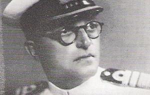 Kmdr Roman Kanafoyski: z Flotylli Pińskiej na Hel