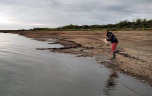 Ekspertki z PG badały zanieczyszczenia z wiecznej zmarzliny na Syberii