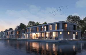 Na kanale za Ołowianką stanie pływający hotel