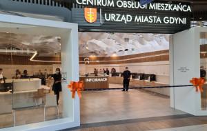Urzędnicy przyjmą mieszkańców w centrum handlowym. Urząd Miasta Gdyni w CH Riviera