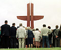 21 lat od odsłonięcia krzyża na Górze Gradowej