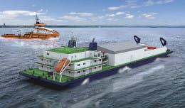 Barka do oczyszczania dna Bałtyku z broni. Remontowa Shipbuilding ma gotowy projekt