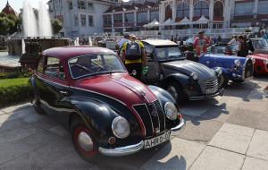 W niedzielę kolejny pokaz klasycznych aut