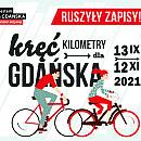 Kręć kilometry dla Gdańska i zdobywaj nagrody