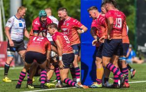 Rugby. Zwycięstwa Ogniwa Sopot i Lechii Gdańsk, remis Arki Gdynia