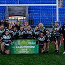 Biało-Zielone Ladies Gdańsk ze srebrem klubowych mistrzostw Europy rugby 7