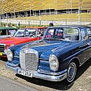 W niedzielę zjazd Mercedesów pod stadionem