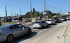 Trasa Kaszubska: kierowcy nie wiedzą o rondzie, więc korkują Dąbrowę