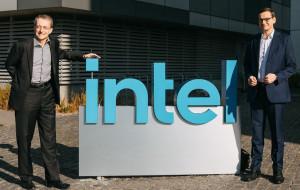Premier Morawiecki spotkał się w Gdańsku z szefem Intela