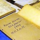 Wyjątkowe marynarskie dokumenty odnalezione po latach