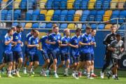 Arka Gdynia zmaga się z infekcjami. Choroby piłkarzy i w sztabie trenerskim