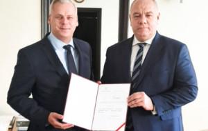 Karol Rabenda, gdański radny PiS, został zastępcą Jacka Sasina