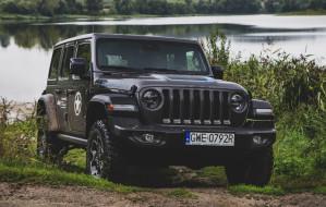 Hybrydowy Jeep Wrangler: to naprawdę się stało