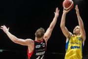 Asseco Arka Gdynia - Enea Astoria Bydgoszcz 74:97. Czwórka koszykarzy nie wygra