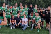 Rugby. Polska - Węgry 43:3. Lechia Gdańsk liderem mistrzostw Polski siódemek