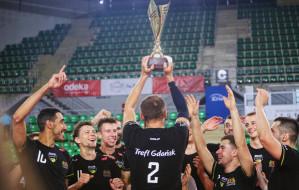Trefl Gdańsk wygrał turniej w Bydgoszczy. 4 sparingi siatkarzy w weekend