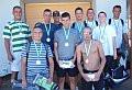 Triumfatorzy piłki nożnej plażowej z MOSiR Gdańsk