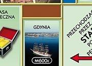 Gdynia na planszy Monopoly!