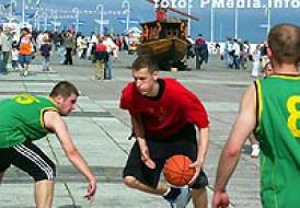 Streetball zakończy wakacje