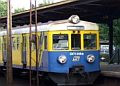 Stacja w Oliwie w nowej szacie