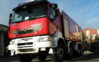 Nowe wozy gdańskich strażaków