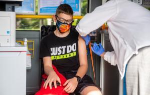 Trwają szczepienia uczniów. Kwarantanna w gdańskiej szkole
