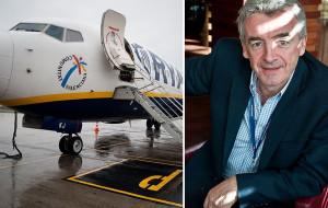 Ryanair grozi zamykaniem połączeń w Polsce