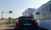 Korki na Wałach Jagiellońskich przez autobusy podmiejskie