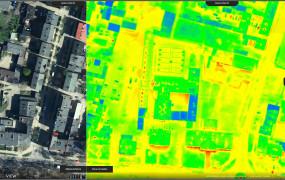 Termowizyjna mapa Gdyni już dostępna. Sprawdź swój dom
