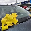 """Na parkingu bez parkometrów można dostać """"mandat"""""""