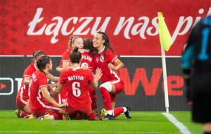 Polska - Belgia 1:1 w el. MŚ. Rekord frekwencji na meczu piłkarek nożnych