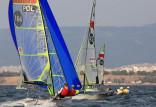 Żeglarze zdobyli dwa medale w mistrzostwach Europy klasy 49er. Nowe władze PZŻ