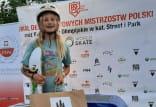 Sport Talent. 13-letnia Marcela Dętkoś w krajowej czołówce seniorek na deskorolce